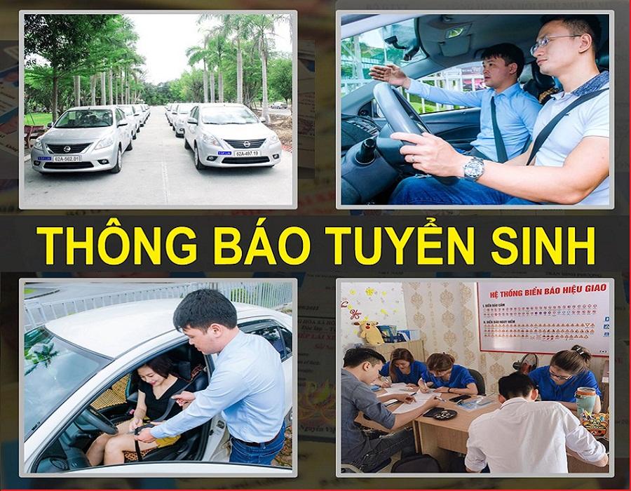 Khai giảng khóa học lái xe ô tô B1, B2, C trọn gói, giá rẻ